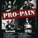PRO-PAIN – NEW VIDEO