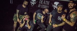 DEATH BY STEREO