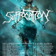 SUFFOCATION – TOUR ANNOUNCEMENT WITH NEW RECORD