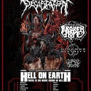 HELL ON EARTH TOUR 2017