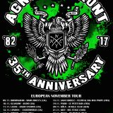 AGNOSTIC FRONT – CELEBRATING 35th ANNIVERSARY