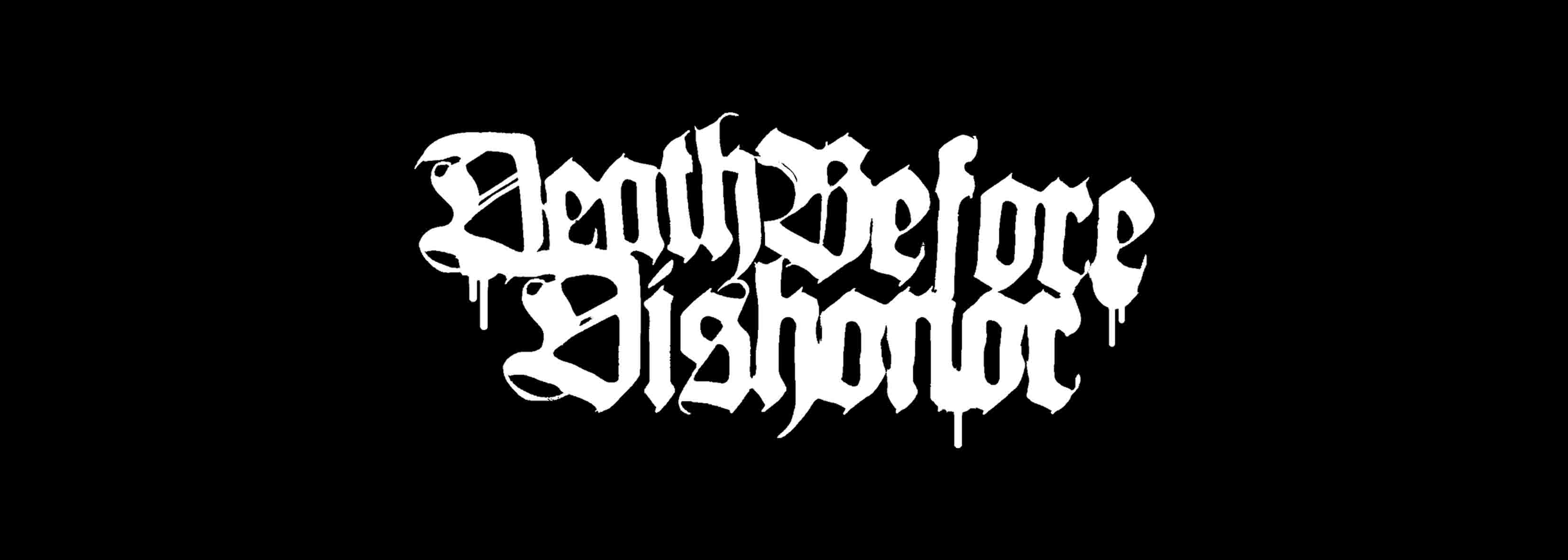 DEATH BEFORE DISHONOR - TOURDATES