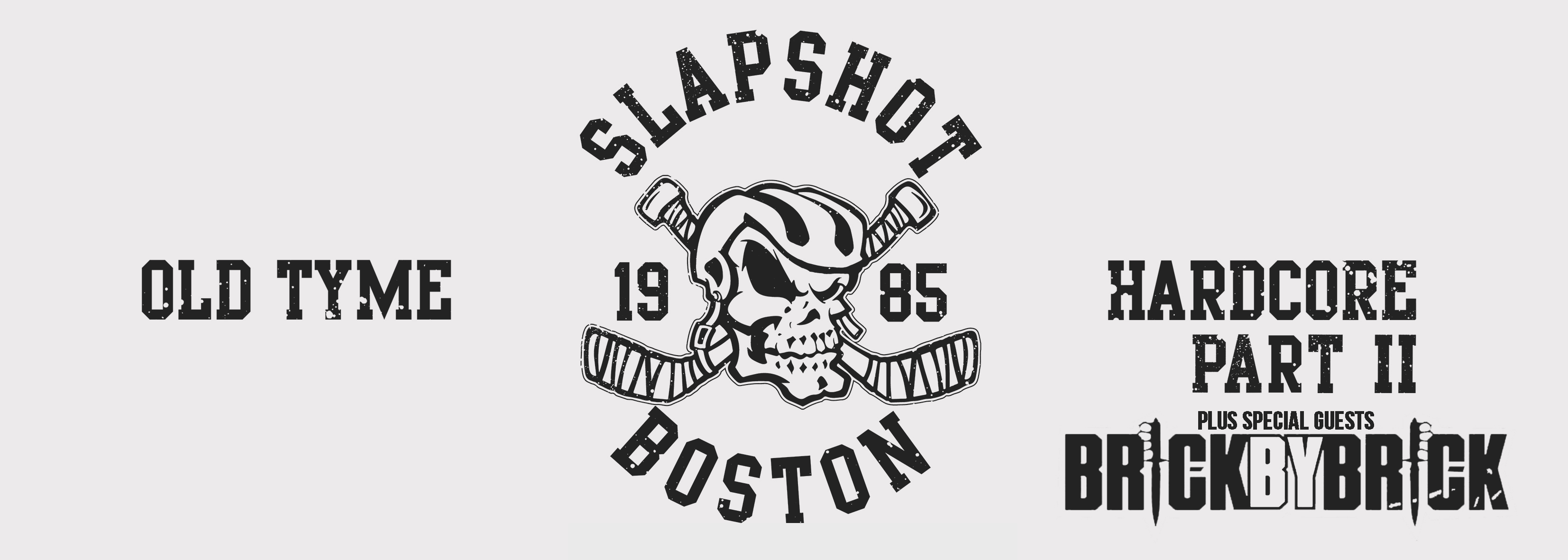 SLAPSHOT - FALL TOUR 2017