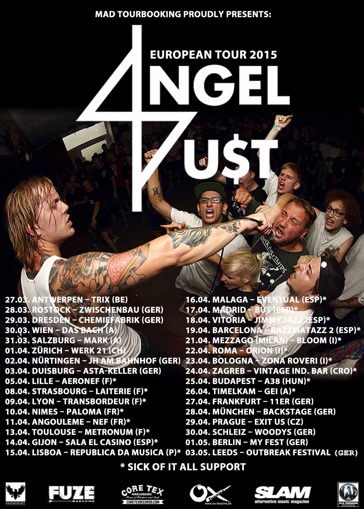 Angel Dust15