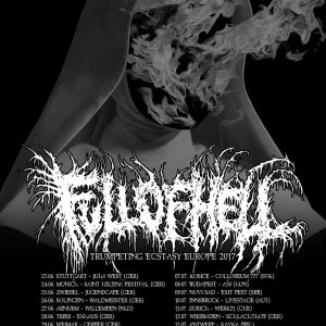 Full Of Hell2017