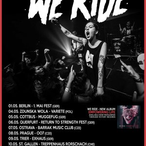 We Ride_May2017