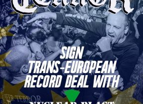 TERROR ARE JOINING FORCES WITH NUCLEAR BLAST
