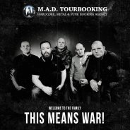 NEW BAND THIS MEANS WAR
