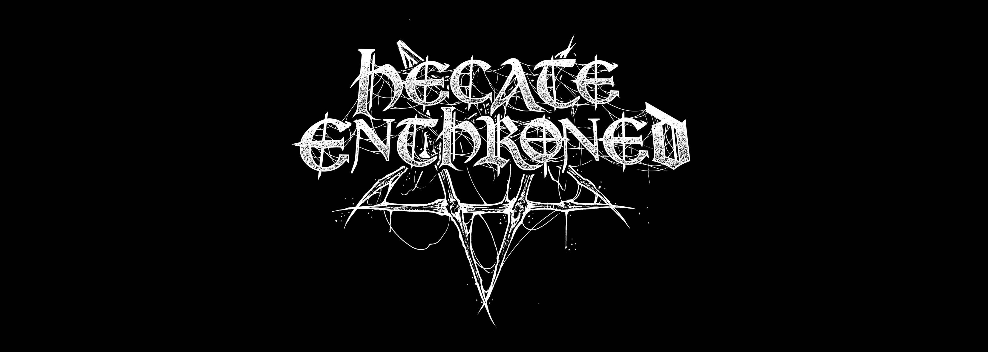 HECATE ENTHRONED - TOURDATES