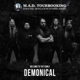 NEW BAND DEMONICAL