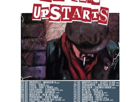 ANGELIC UPSTARTS on tour!