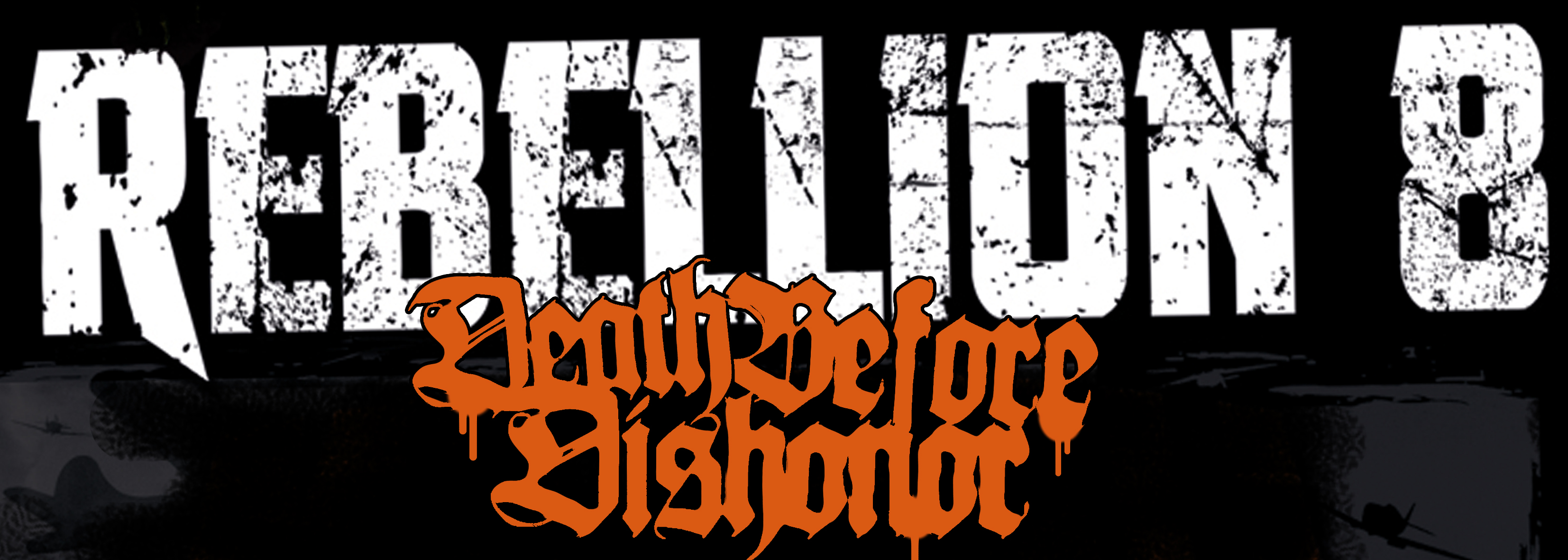 DEATH BEFORE DISHONOR - REBELLION TOUR