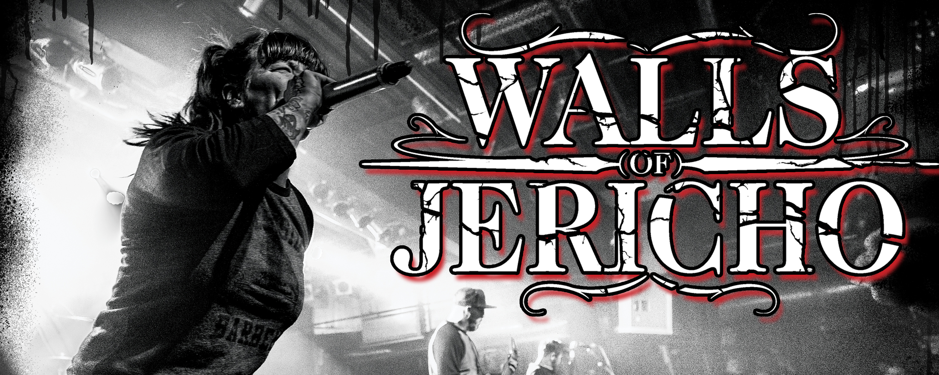 WALLS OF JERICHO - TOURDATES