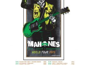 THE MAHONES On Tour