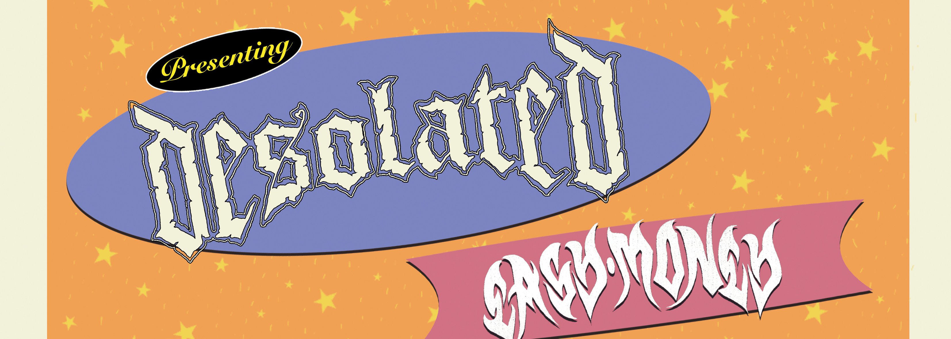 DESOLATED - TOURDATES