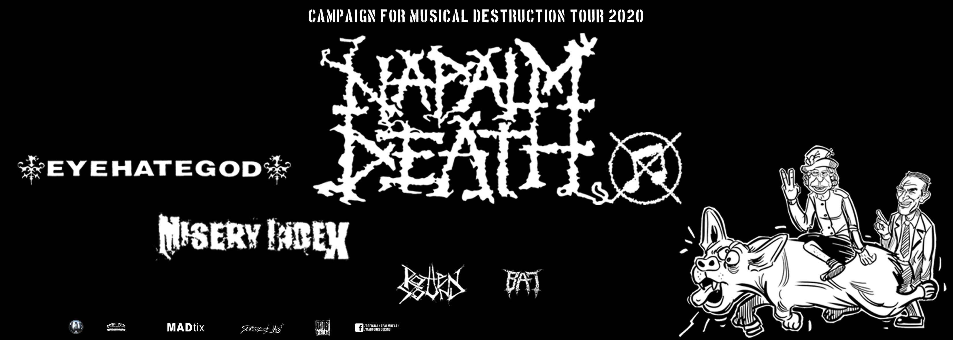 CAMPAIGN FOR MUSICAL DESTRUCTION