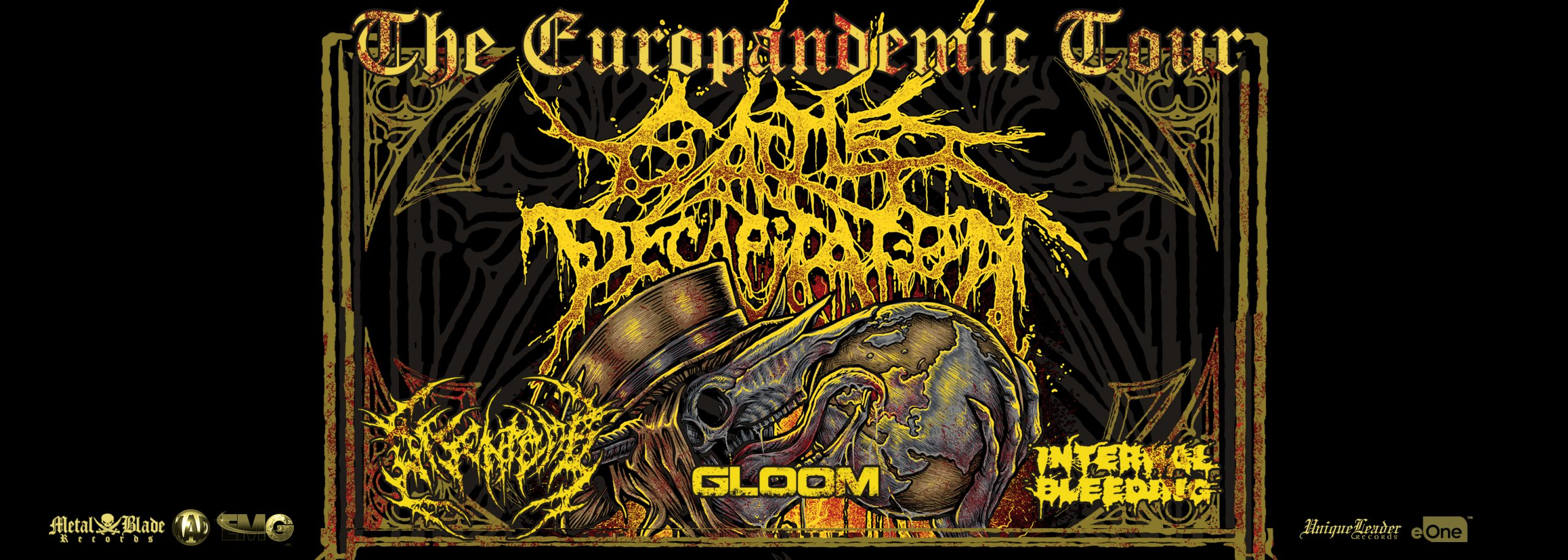 CATTLE DECAPITATION - TOURDATES