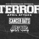 TERROR – APRIL ATTACK announced!
