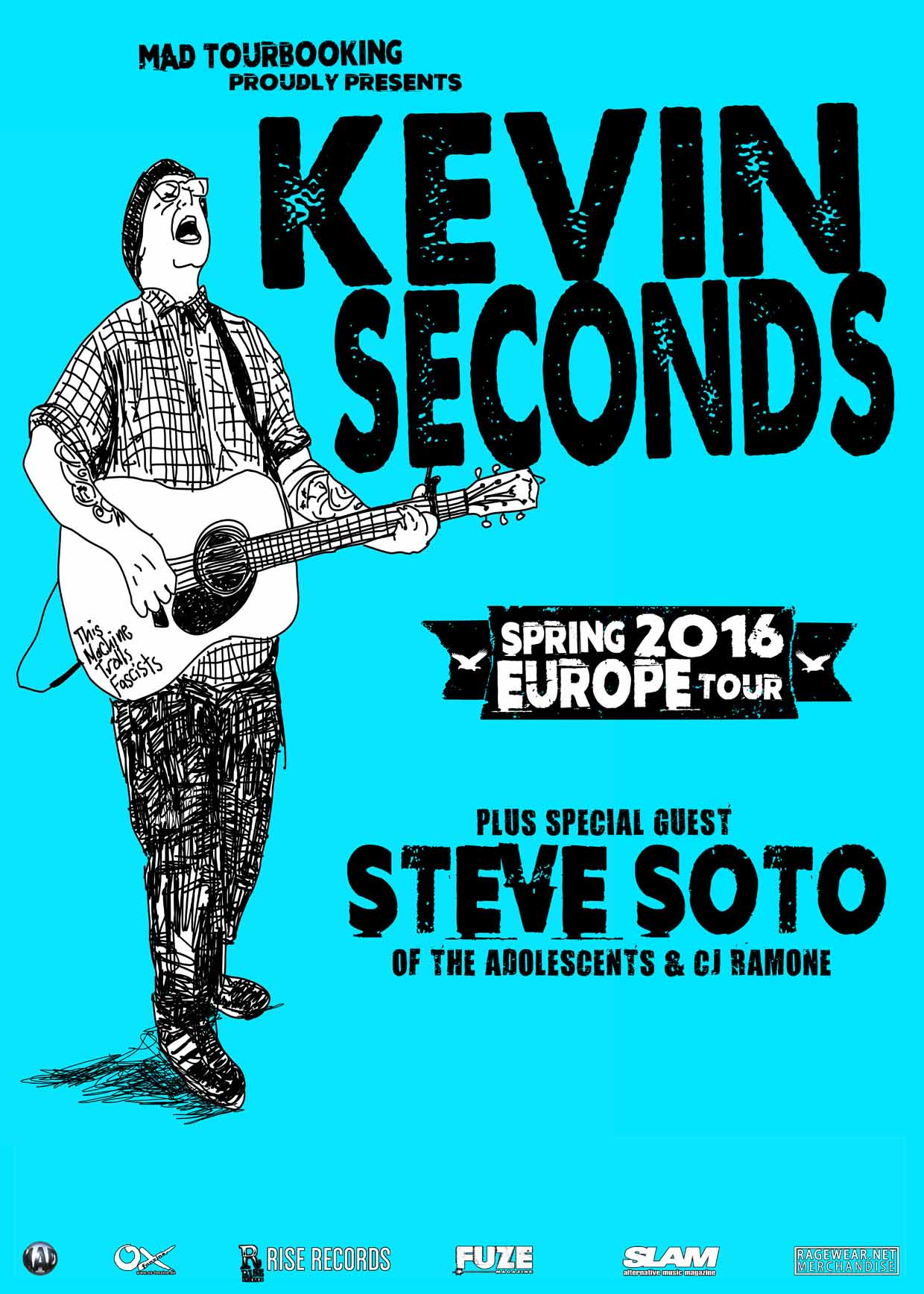 Kevin Seconds2016