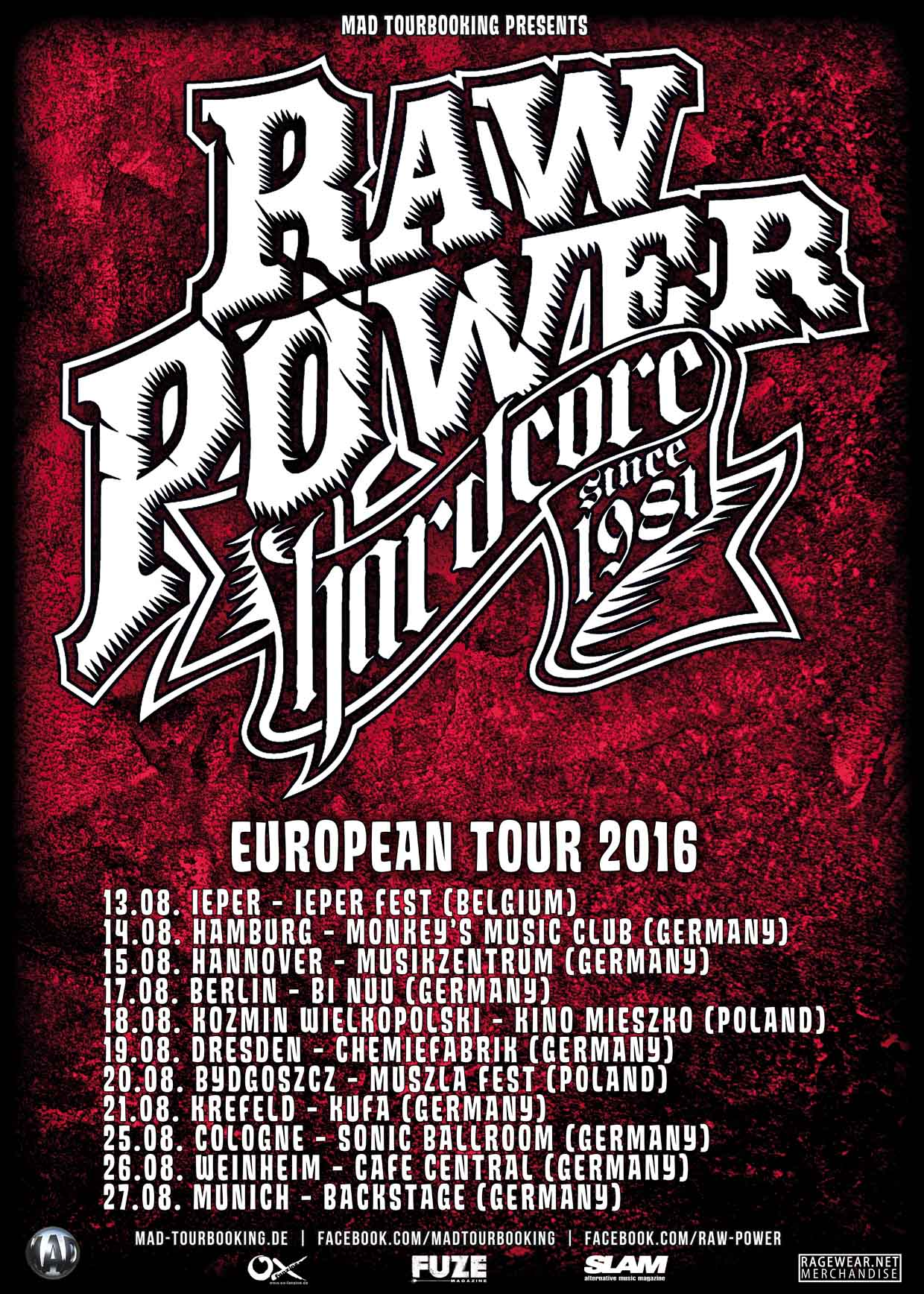 Raw Power2016