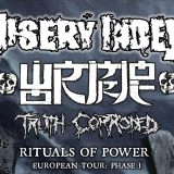 """MISERY INDEX: """"Rituals Of Power"""" Rec. Release Tour pt. 1"""