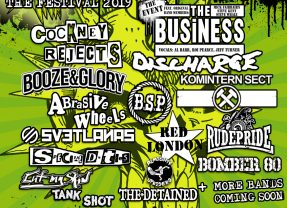 PUNK & DISORDERLY 2019: More Bands Soon!