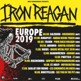 IRON REAGAN Summer Dates