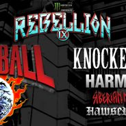REBELLION TOUR IX – starts next week!!